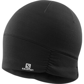Salomon Elevate Warm Beanie Dames, black